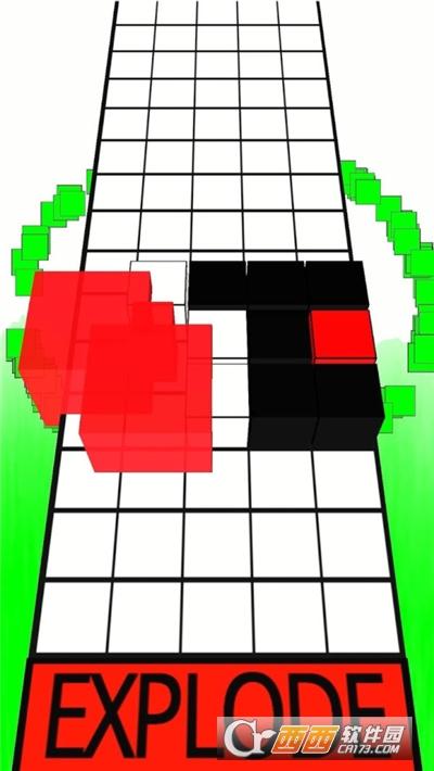 爆炸立方体游戏截图2