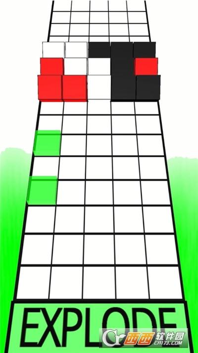 爆炸立方体游戏截图1