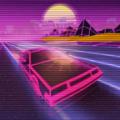 复古驾驶游戏