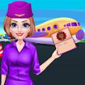 乘务员模拟器空姐