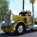 卡车真实运输驾驶