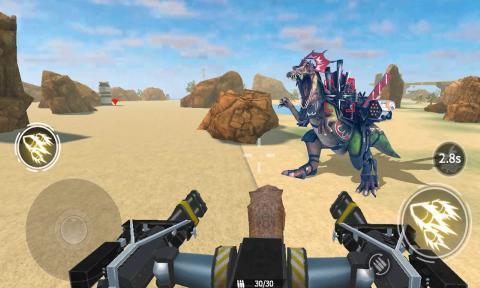 恐龙快消截图0