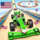 斜坡3D方程式赛车