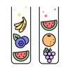 水果排序拼图游戏