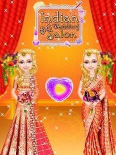 印度女孩婚礼沙龙截图2