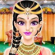 印度女孩婚礼沙龙