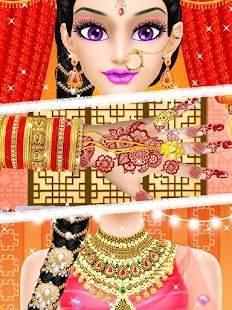 印度女孩婚礼沙龙截图0