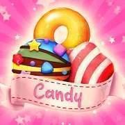 五颜六色的糖果消除3