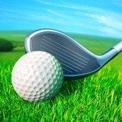 高尔夫击球