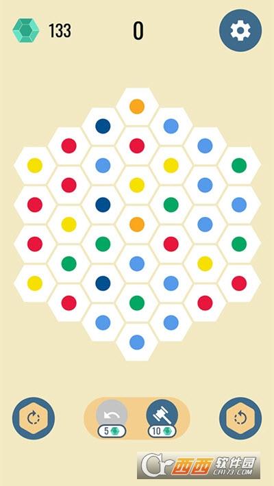 六角点点截图0