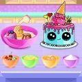 冰冻奶油蛋糕游戏下载
