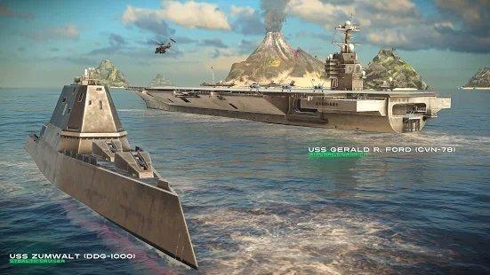 现代战舰手游截图1