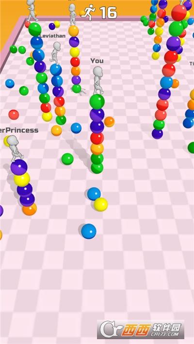 球球叠高高手游截图1