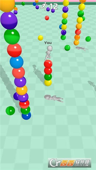 球球叠高高手游截图2