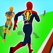 英雄变形跑赛